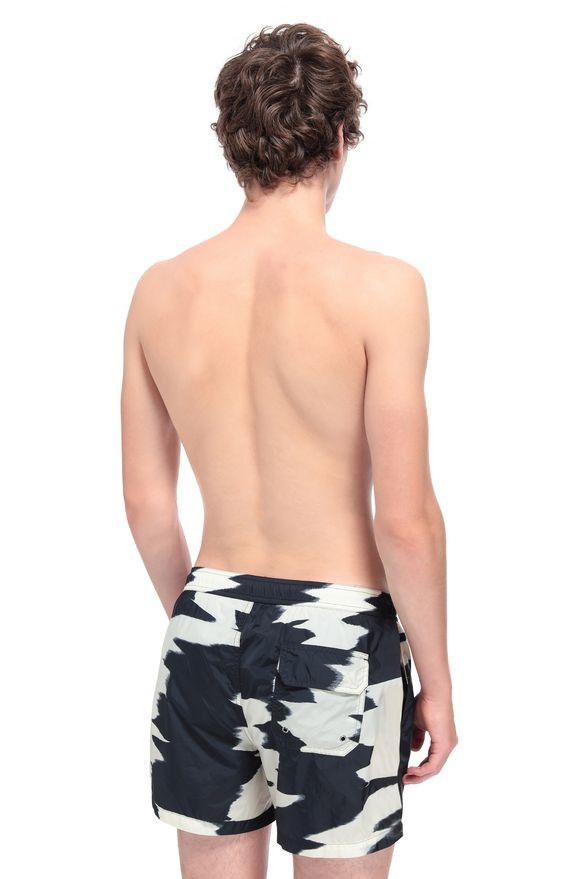 MISSONI Badeanzüge & Bikini Herren, Rückansicht
