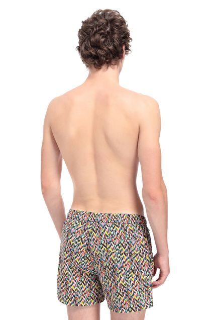 MISSONI MARE Swimsuit Black Man - Front