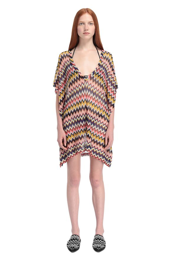MISSONI Kaftan Woman, Frontal view