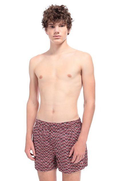 MISSONI MARE Swimsuit Black Man - Back