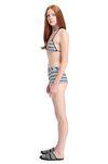 MISSONI Shorts Mujer, Vista lateral