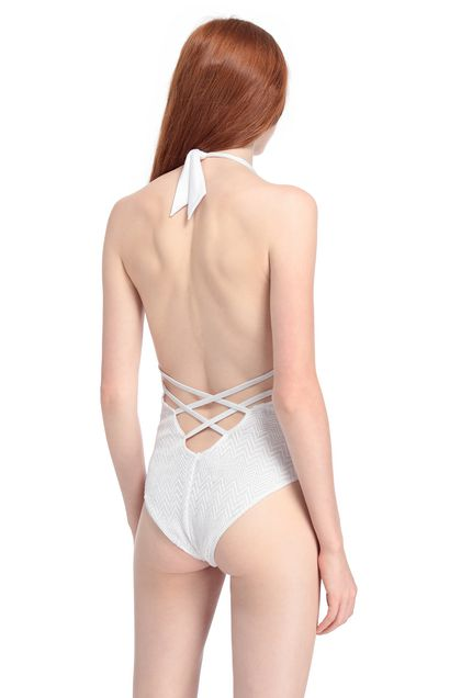 MISSONI MARE One-piece White Woman - Front