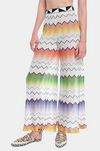 MISSONI Beachwear trousers Woman, Detail