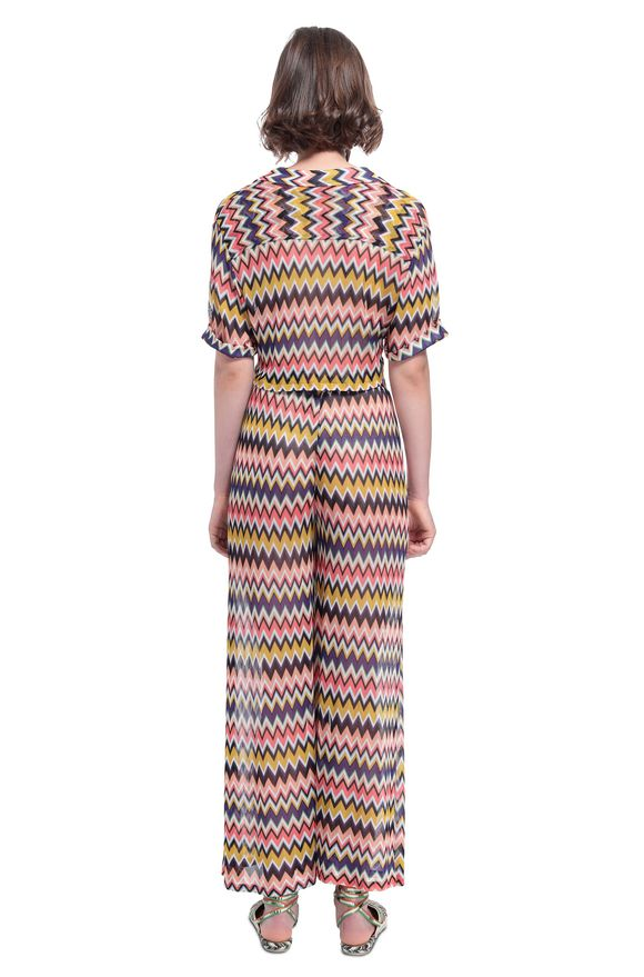 MISSONI TOP BEACHWEAR Donna, Vista dal retro
