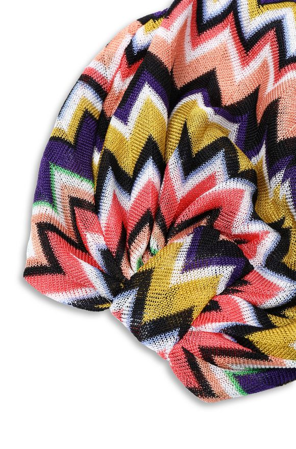 MISSONI Beachwear turban Woman, Product view without model