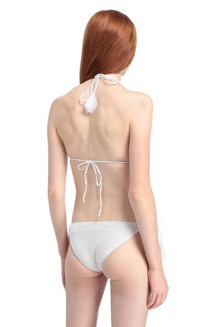 MISSONI MARE Bikini White Woman - Front