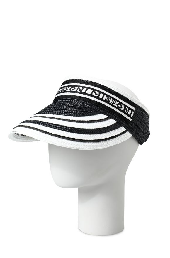 MISSONI Beach Hat Woman, Rear view