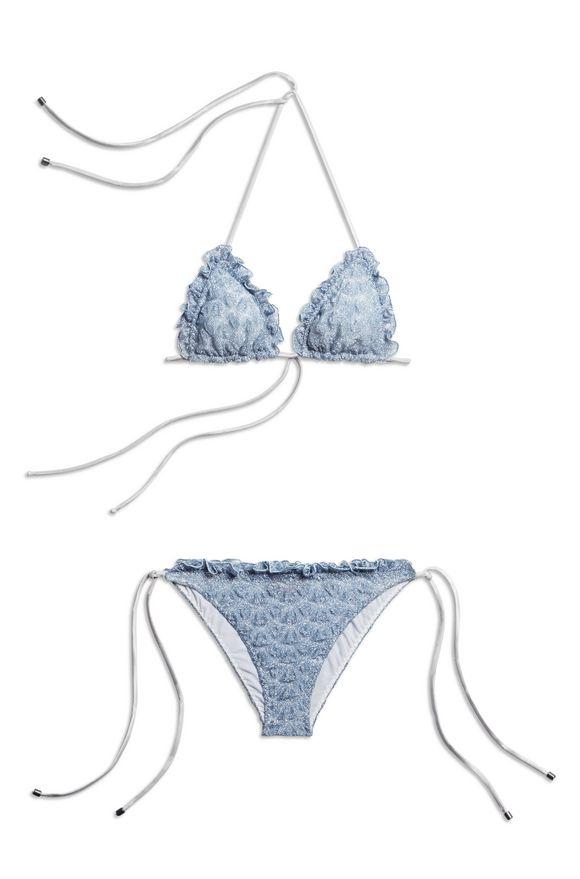 MISSONI Bikini Sky blue Woman