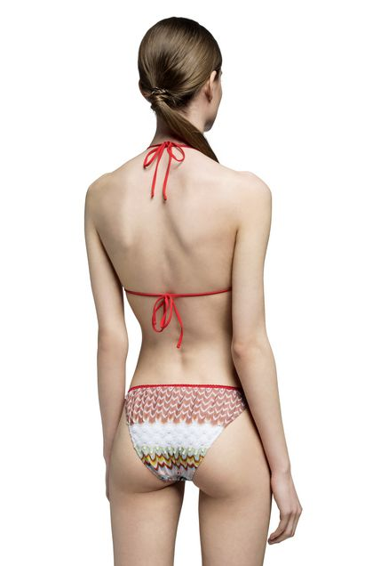 MISSONI MARE Bikini Red Woman - Front