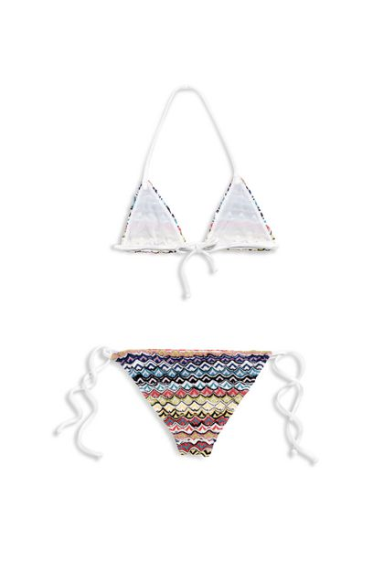 MISSONI KIDS Bikini White Woman - Front
