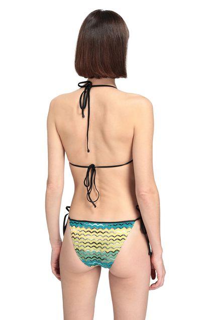 MISSONI MARE Bikini Verde petrolio Donna - Fronte