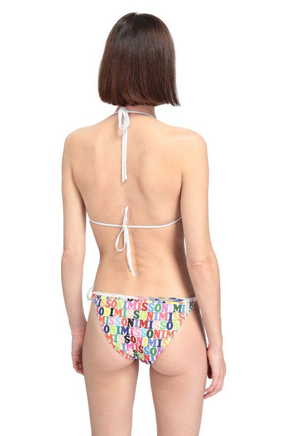 MISSONI Bikini Donna, Vista dal retro