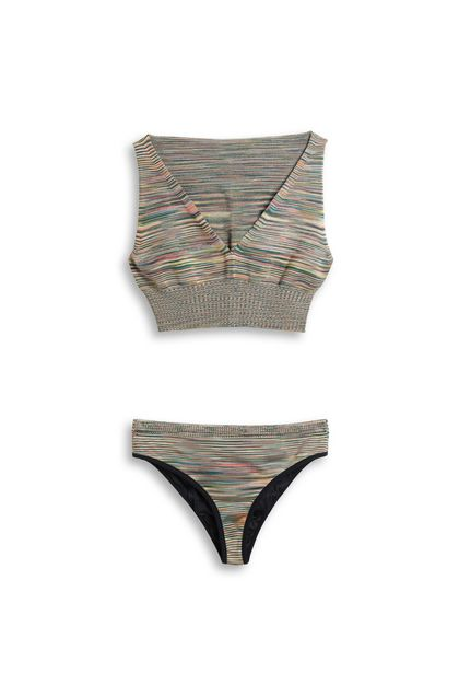 MISSONI MARE Bikini Yellow Woman - Back
