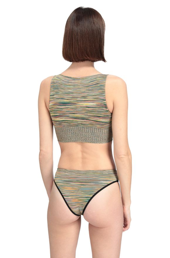 MISSONI Bikini Woman, Side view