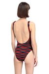 MISSONI One-piece Woman, Rear view