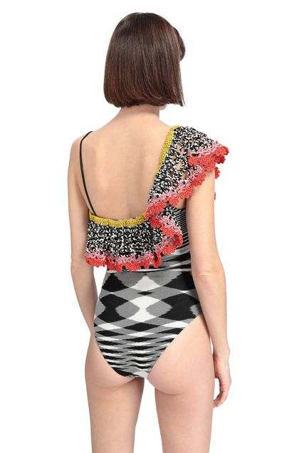 MISSONI MARE One-piece Black Woman - Front