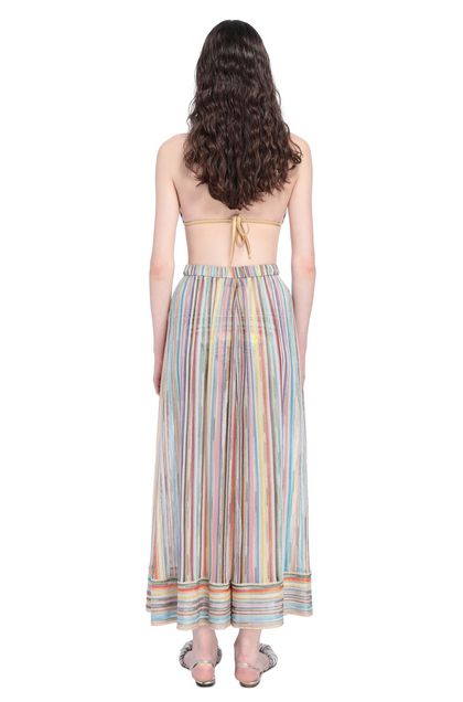 MISSONI MARE Beachwear trousers Beige Woman - Front
