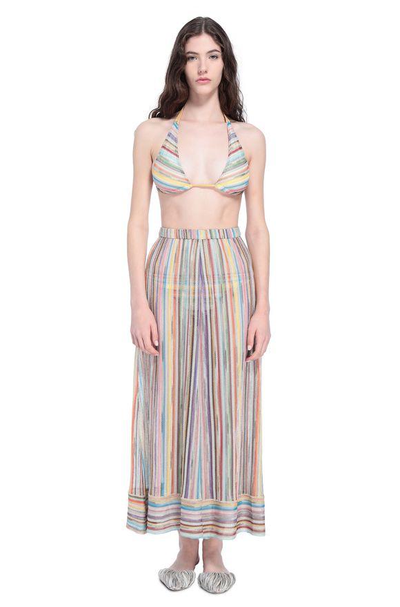MISSONI Beachwear trousers Woman, Frontal view