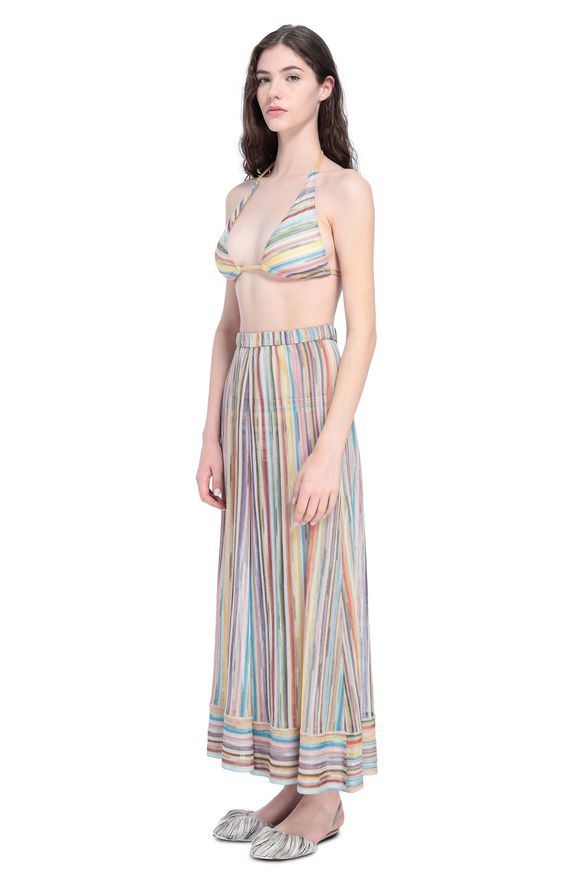 MISSONI Beachwear trousers Woman, Side view