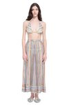 MISSONI Beachwear pants Woman, Frontal view