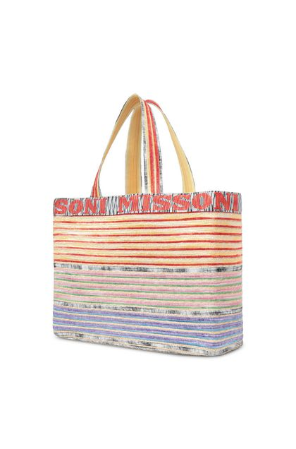 MISSONI MARE Beachwear Bag Yellow Woman - Front