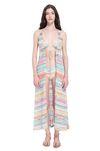 MISSONI Длинное пляжное платье Для Женщин, Вид спереди