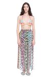 MISSONI Beachwear skirt Woman, Frontal view