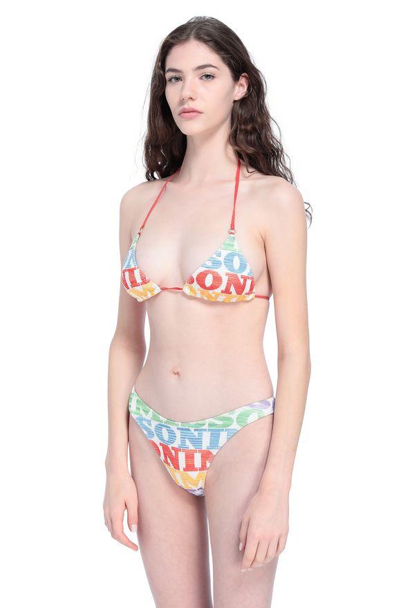 MISSONI Bikini Woman, Frontal view