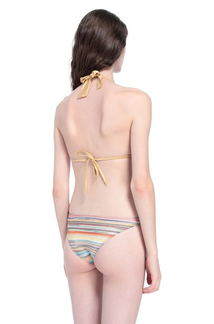 MISSONI MARE Bikini Gold Woman - Front