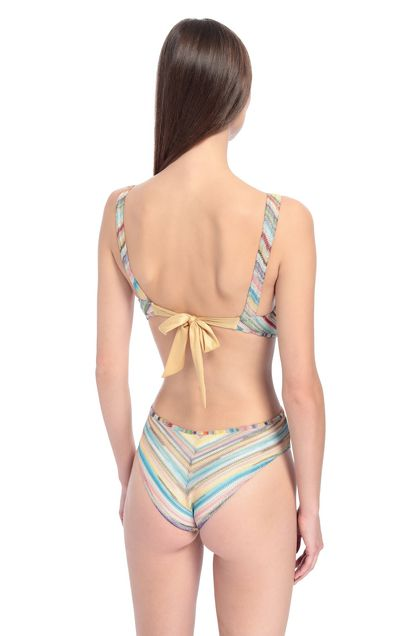 MISSONI MARE One-piece Sky blue Woman - Front