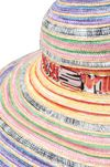 MISSONI Beach Hat Woman, Side view
