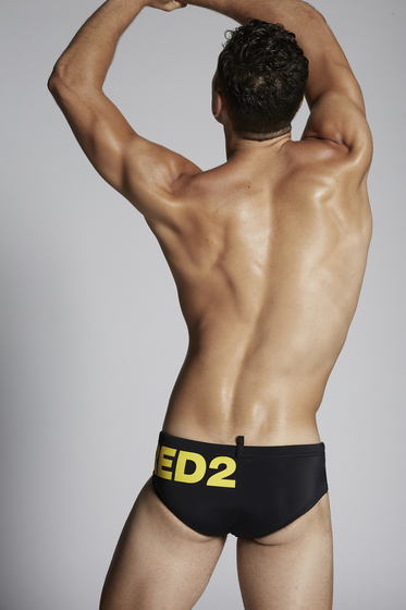 DSQUARED2 Swimming trunk [*** pickupInStoreShippingNotGuaranteed_info ***] b