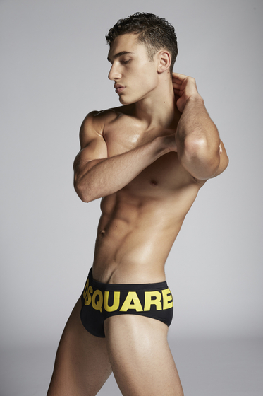 DSQUARED2 Swimming trunks Man D7B6G260043B m
