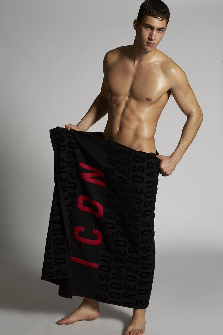 DSQUARED2 Towel Beach towel Man