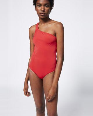 ISABEL MARANT ÉTOILE ONE PIECE Woman SAGE swim shorts r