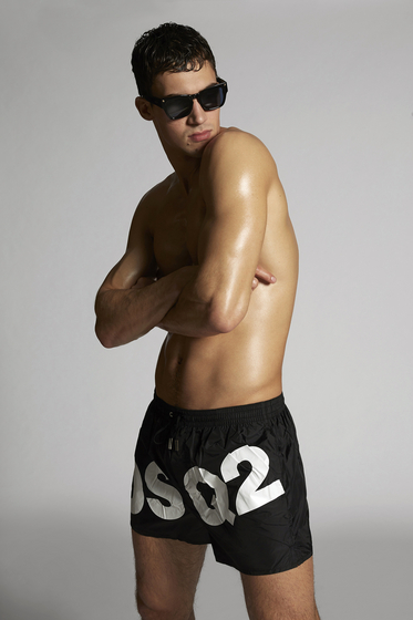 DSQUARED2 Swimming trunk Man D7B332390243 m