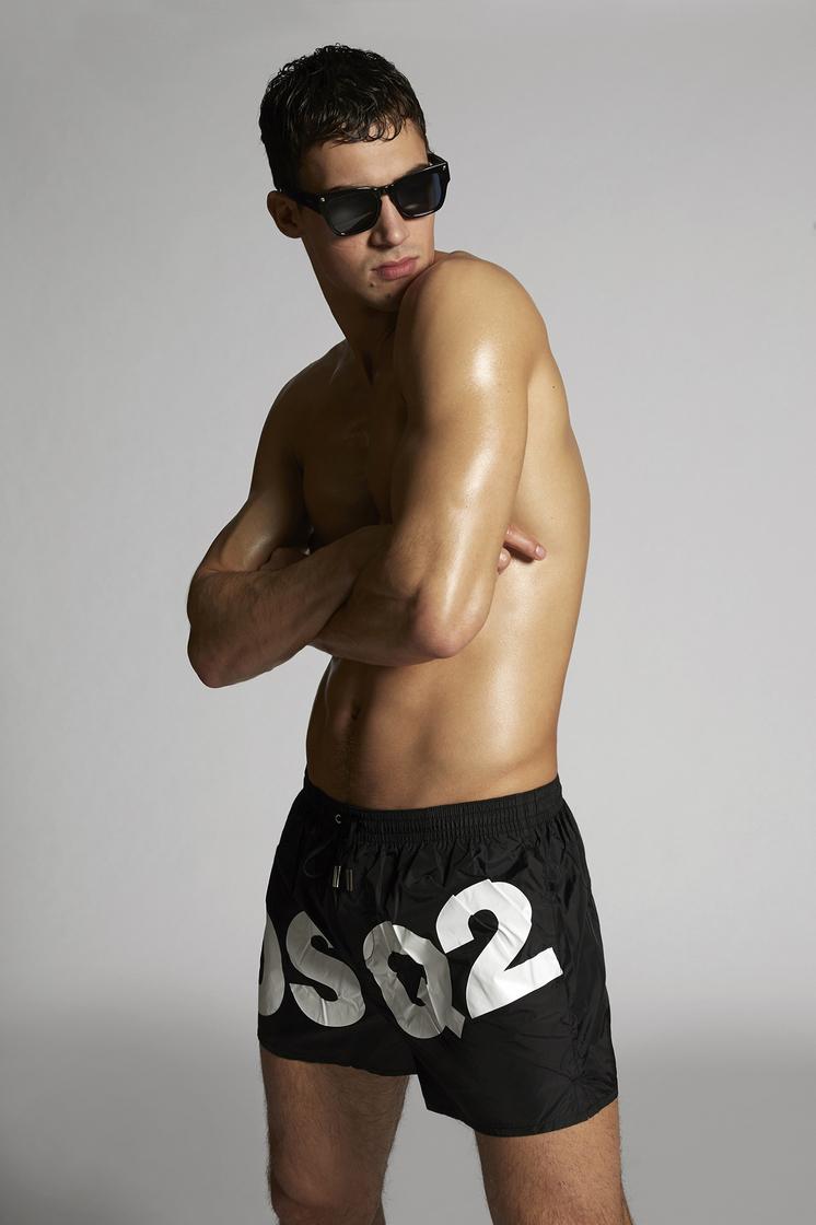 DSQUARED2 DSQ2 Swim Shorts Swimming trunk Man