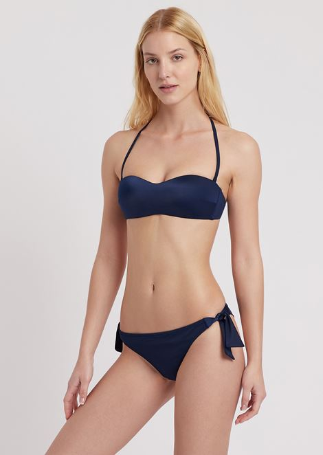 Bikini With Brazilian Slip