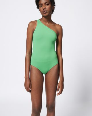 ISABEL MARANT ÉTOILE ONE PIECE Woman SAGE swim shorts r