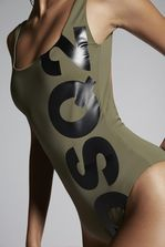 DSQUARED2 DSQ2 Swimsuit Costume Woman