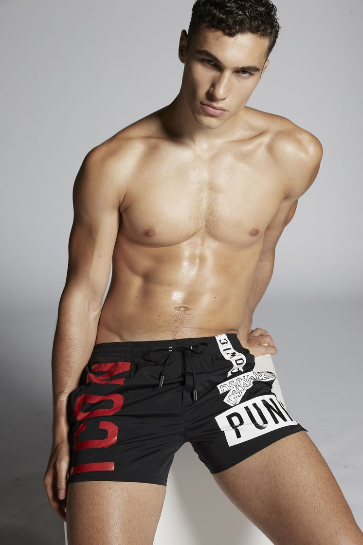 DSQUARED2 Punk Swim Shorts Swimming trunk Man