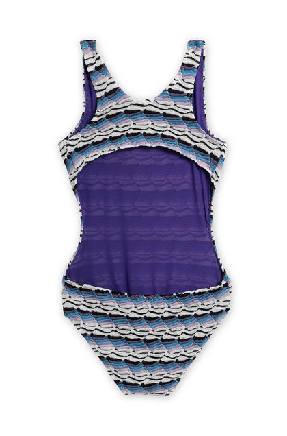 MISSONI KIDS One-piece Azure Woman - Front