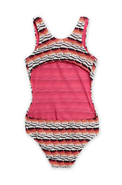MISSONI KIDS One-piece Fuchsia Woman - Front