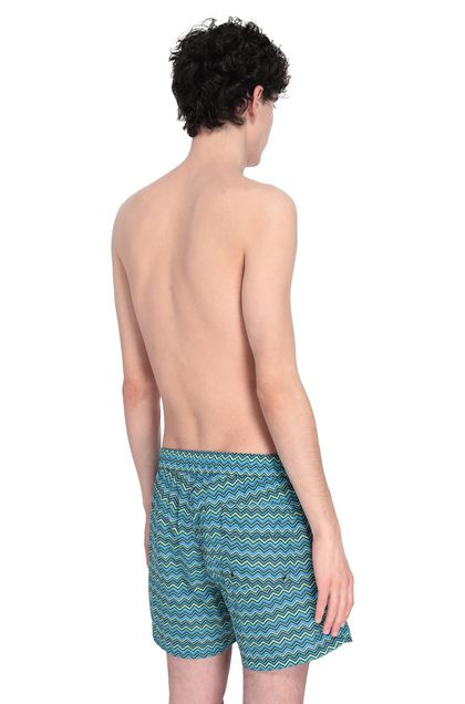 MISSONI MARE Swimsuit Green Man - Front