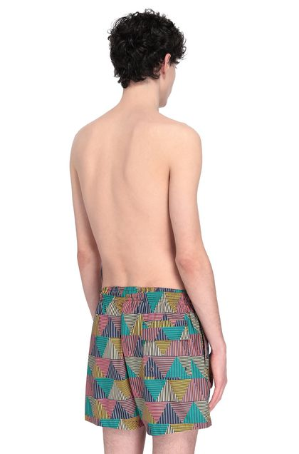 MISSONI MARE Swimsuit Emerald green Man - Front