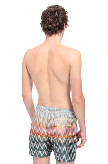 MISSONI MARE Swimsuit Grey Man - Front