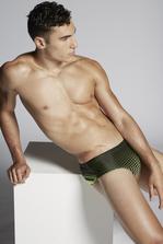 DSQUARED2 Bionic Sport Swim Briefs Brief trunks Man