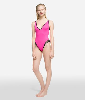 KARL LAGERFELD SPORTY ONE PIECE