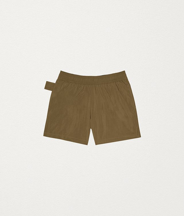 BOTTEGA VENETA SHORTS IN NYLON Swimwear Man fp