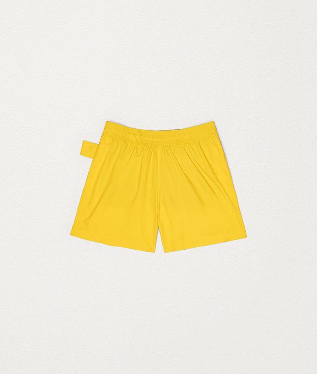 BOTTEGA VENETA SHORTS IN NYLON Swimwear Man fp